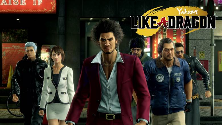 Yakuza: Like a Dragon|The Quest Begins Trailer