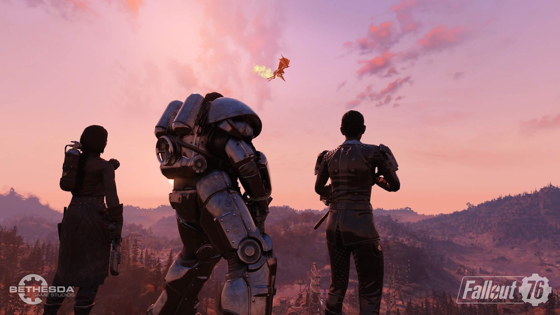 Fallout 76 l'alba d'acciaio arriva il DLC gratuito