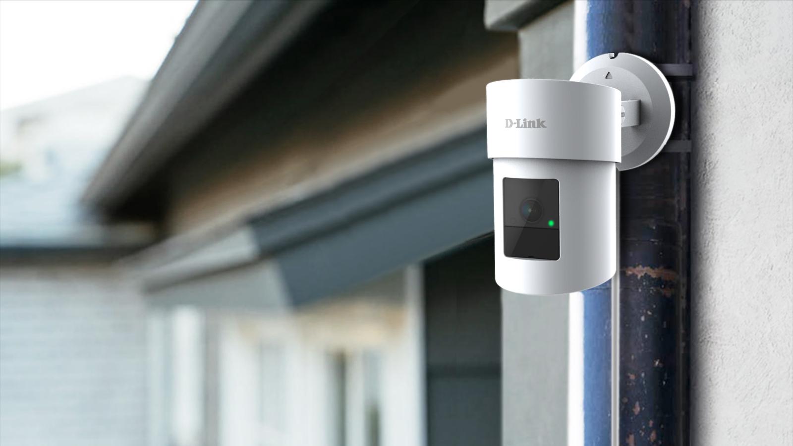 D-Link: la nuova videocamera 2K QHD AI e visione a 360°