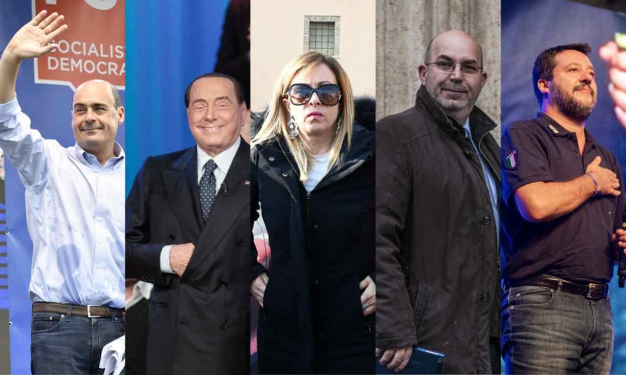 Sondaggi: gli italiani non sanno più di chi fidarsi, serve un leader credibile