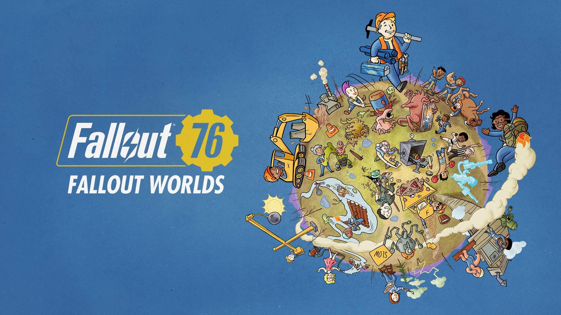 Fallout Worlds disponibile da oggi