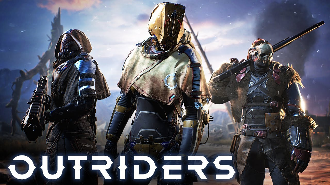 OUTRIDERS - PRESENTATO UN NUOVO TRAILER AI GAME AWARDS