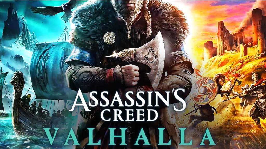 Assassin's Creed Valhalla: uscita 17 novembre 2020