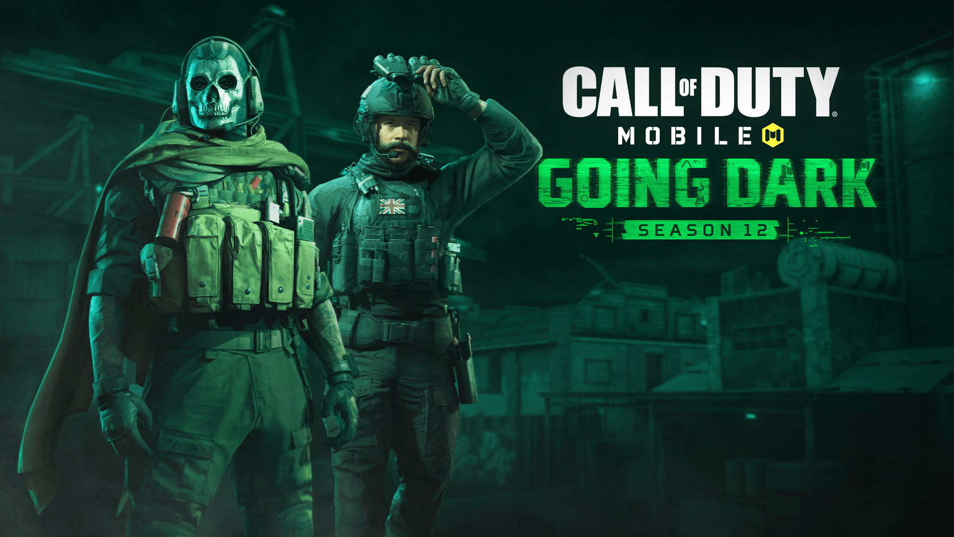 Call of Duty: Mobile Stagione 12: Going Dark