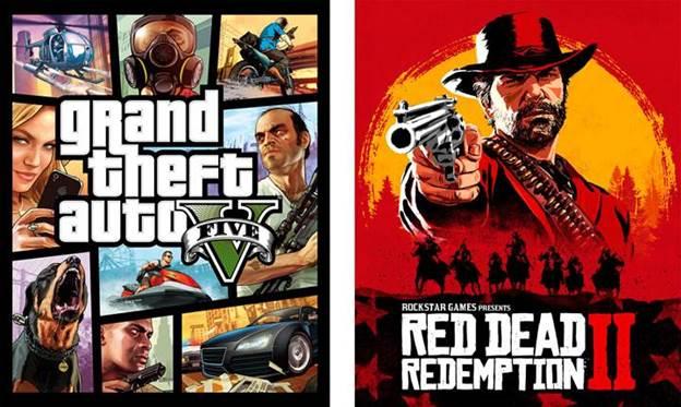 Titoli Rockstar retrocompatibili su PS5 e Xbox X|S