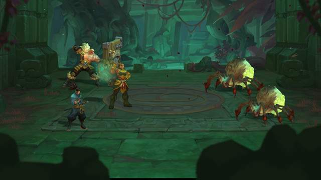 Ruined King: A League of Legends Story gameplay trailer