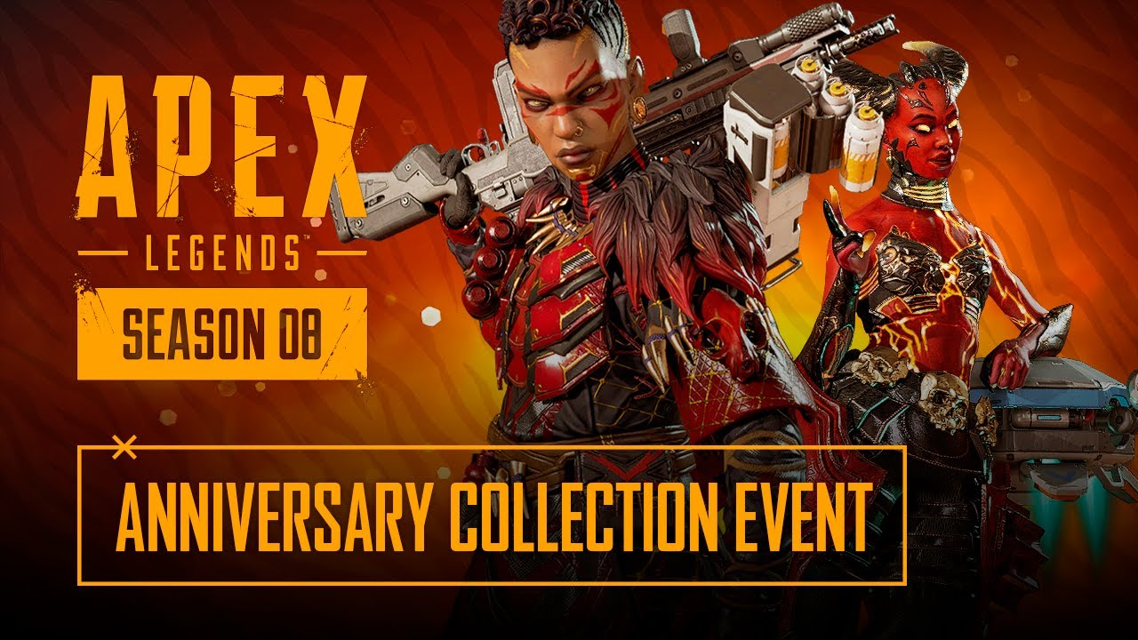 Apex Legends festeggia due anni con l'Anniversary Collection Event