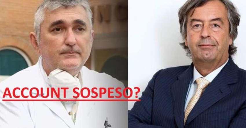 Il medico che vuole guarire gratis gli italiani contagiati costretto a chiudersi la bocca