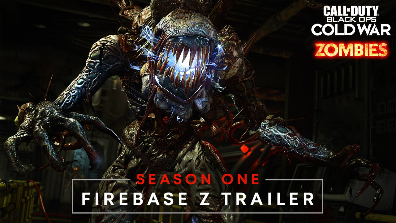 Call of Duty: Black Ops Cold War |Stagione 1| trailer di Firebase Z