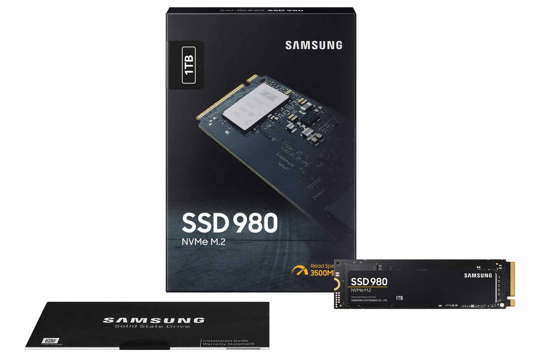 Samsung presenta il nuovo SSD NVMe 980
