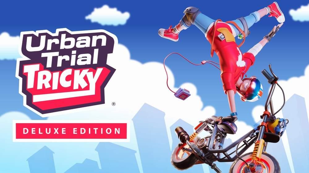 Urban Trial Tricky Deluxe Edition in arrivo su PC e Console