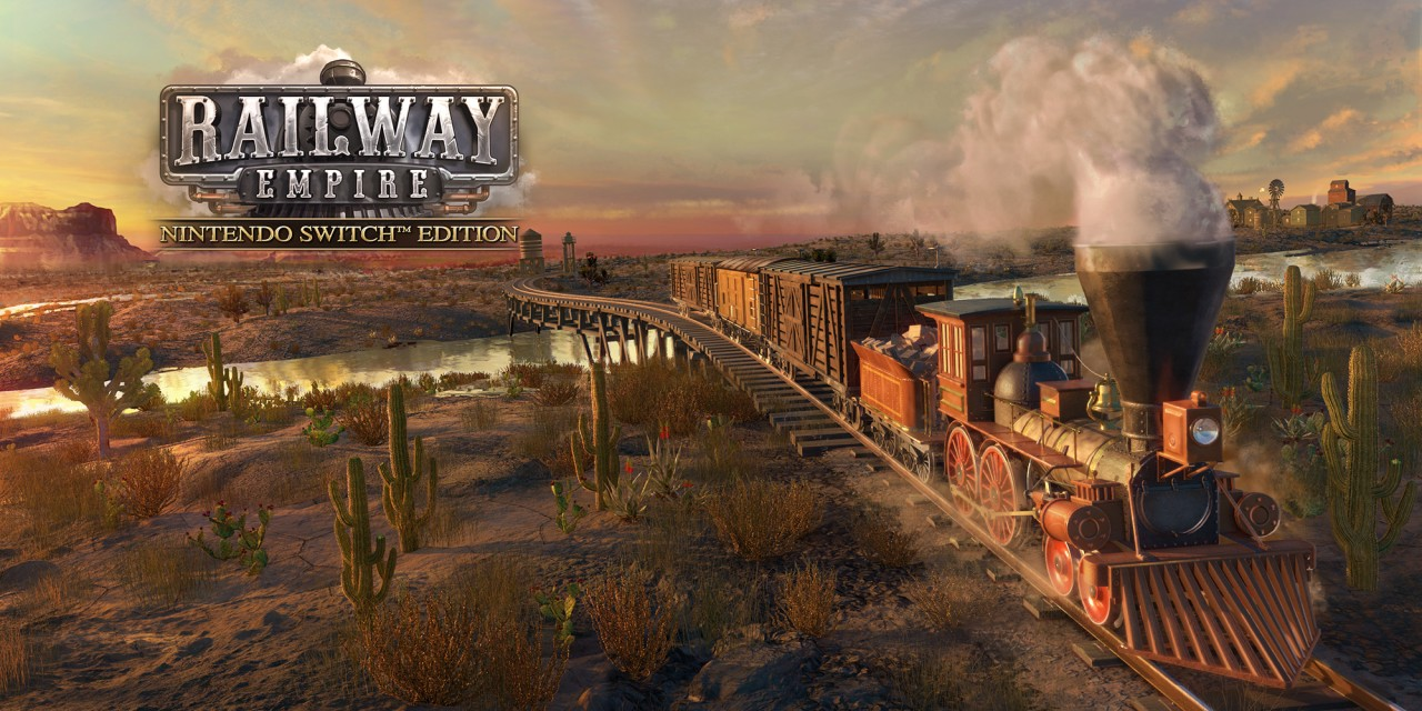 Railway Empire Nintendo Switch Edition Disponibile
