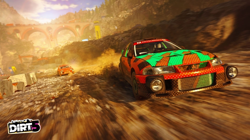 DIRT 5: RIVELATA LA MODALITA' CARRIERA