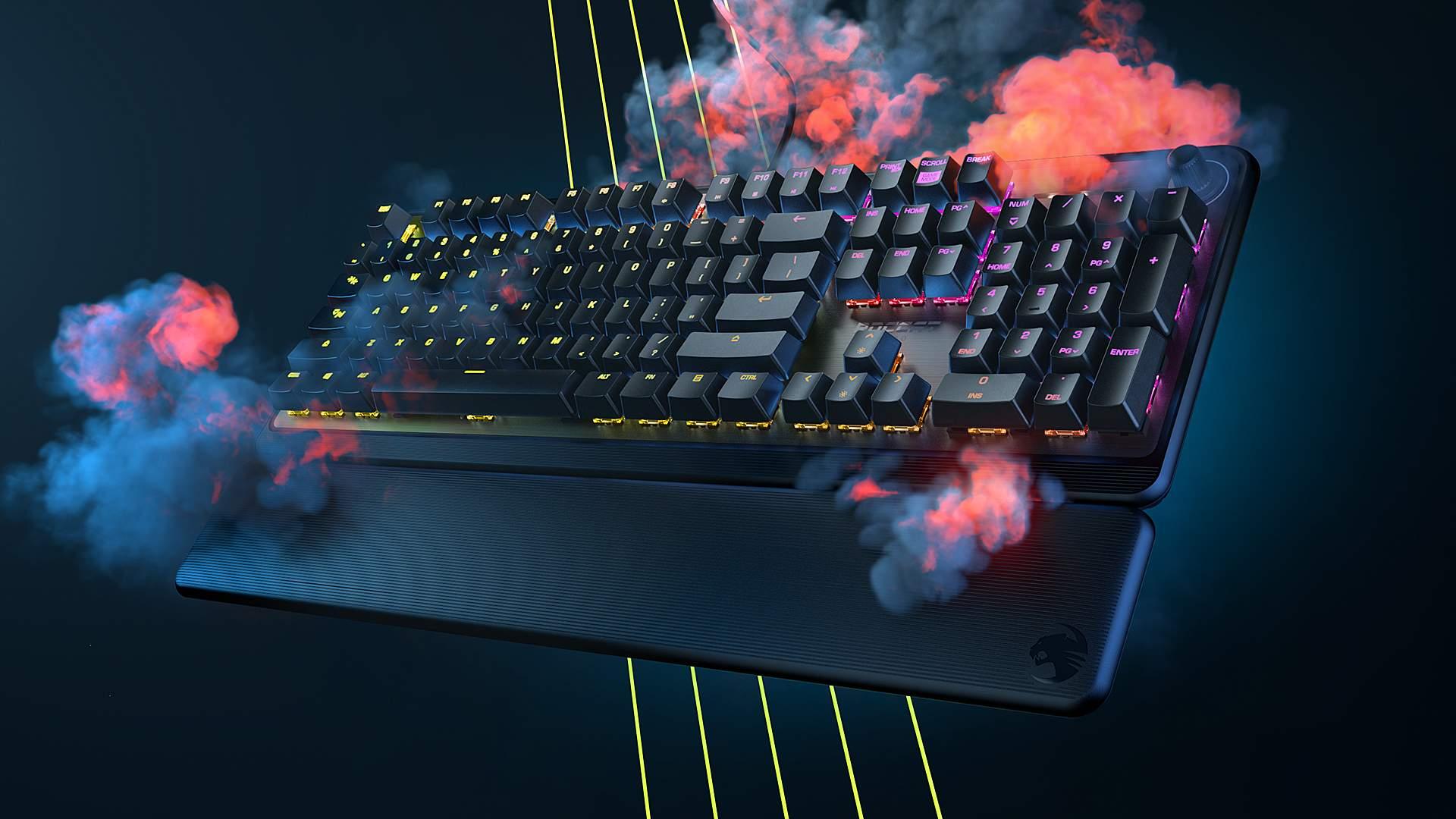 ROCCAT: arrivano due nuove tastiere