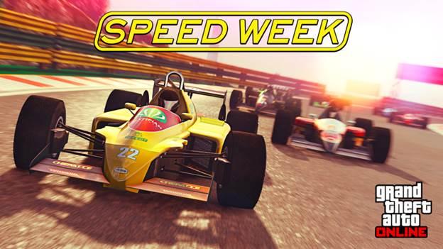 GTA Online: ricompense doppie nelle gare a ruote scoperte