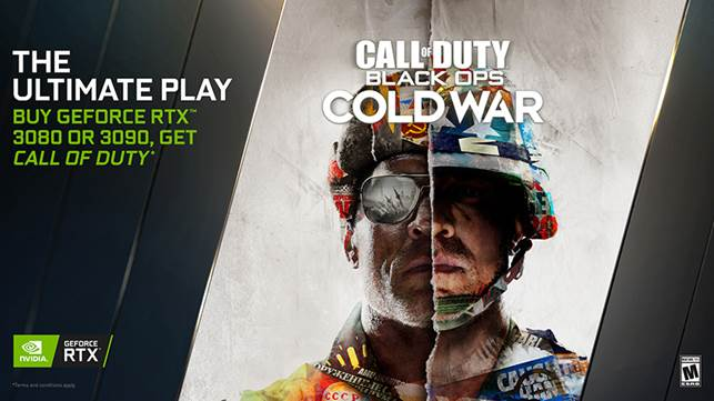 NVIDIA: 2 video mostrano il Ray Tracing e il DLSS in COD Black Ops Cold War