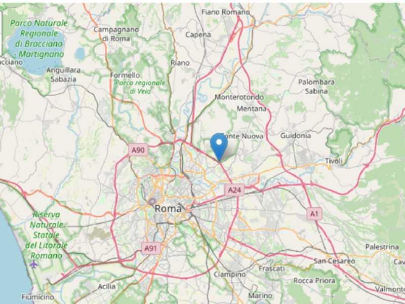 Forte scossa di terremoto a Roma: Un boato, poi tutto s'è messo a tremare