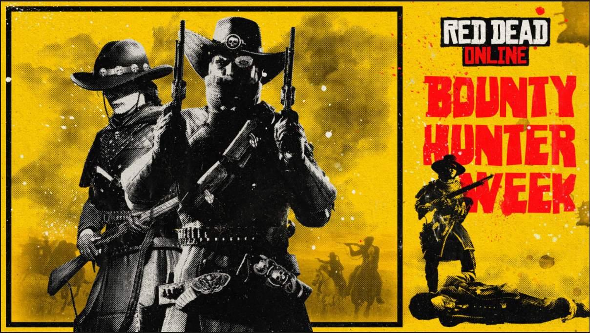 Red Dead Online: bonus Cacciatori di Taglie del Club del Grilletto facile 4