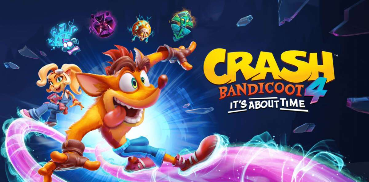 Crash Bandicoot 4 It's About Time recensione PS5