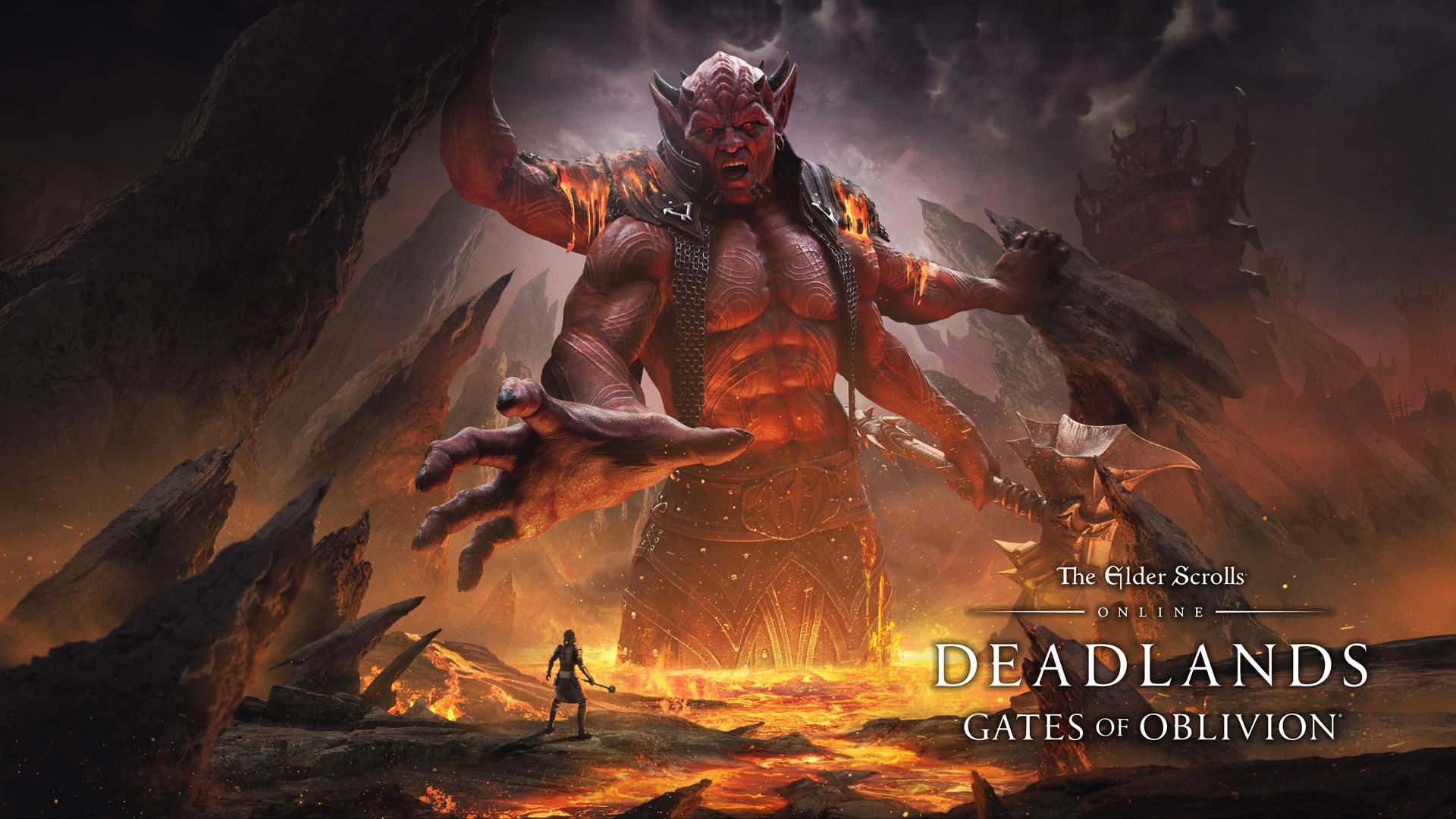 The Elder Scrolls Online - Deadlands in uscita a novembre