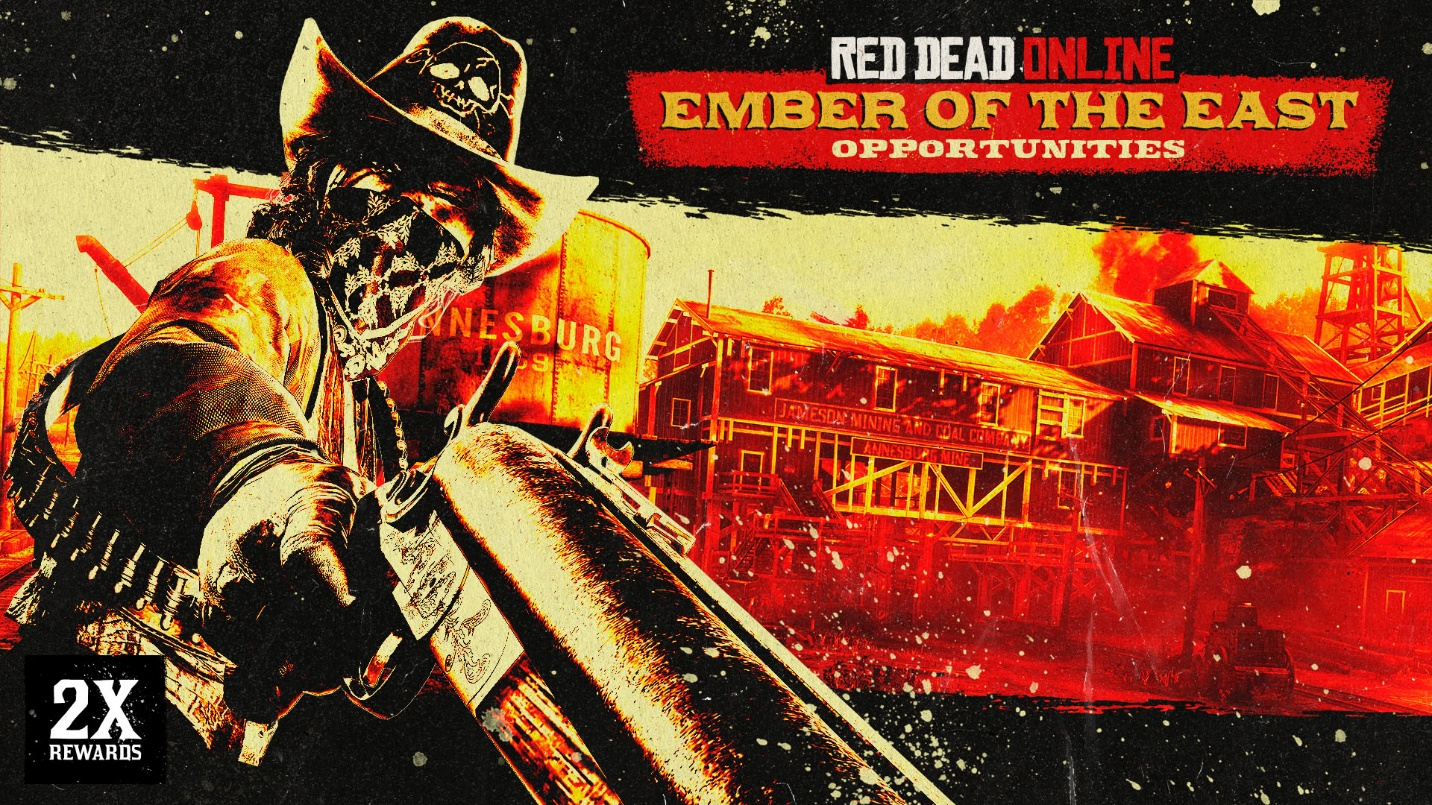 Red Dead Online: RDO$ e PE doppi rubando il gioiello dell