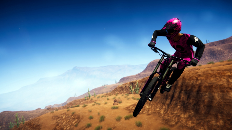 Descenders arriva su PS4 e Nintendo Switch