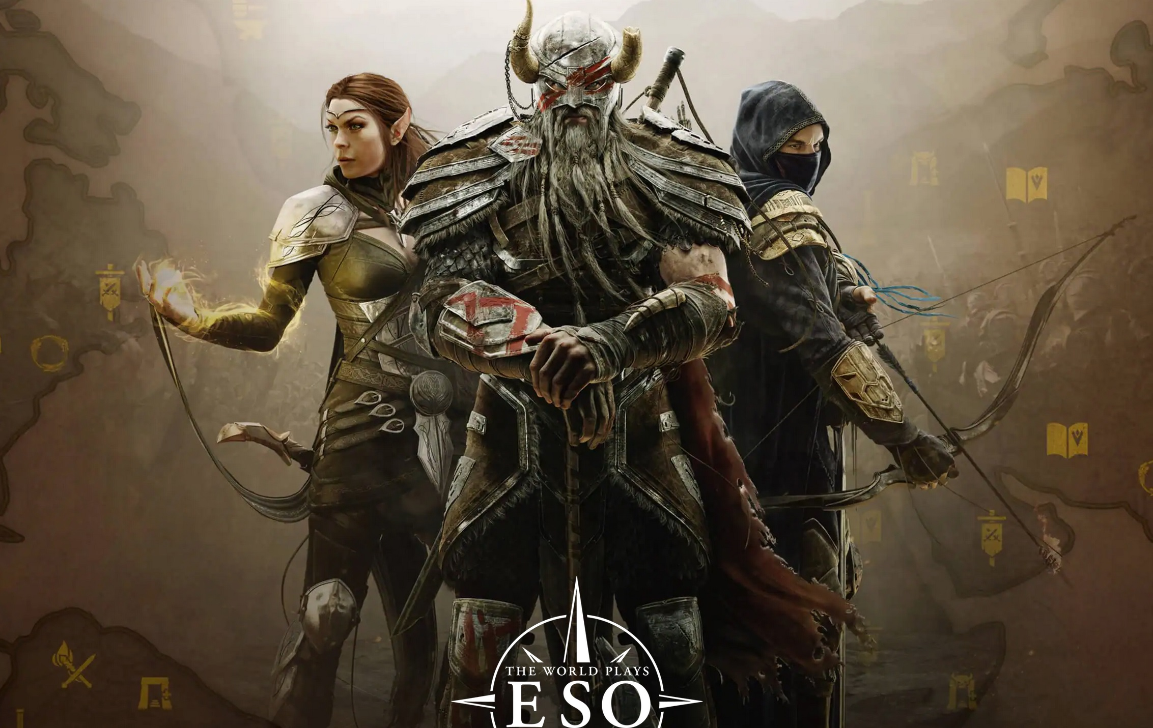 The Elder Scrolls Online - Primo accesso | The World Plays ESO