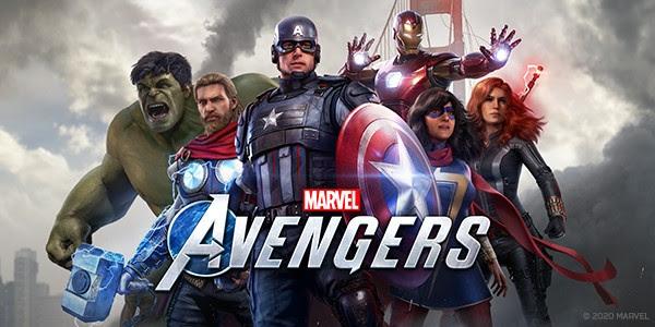 MARVEL'S AVENGERS ARRIVA SU PS5 E XBOX SX