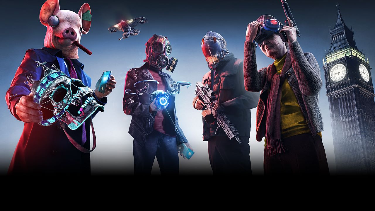 WATCH DOGS: LEGION REGALA UN WEEKEND DI PROVA DAL 25 AL 29 MARZO