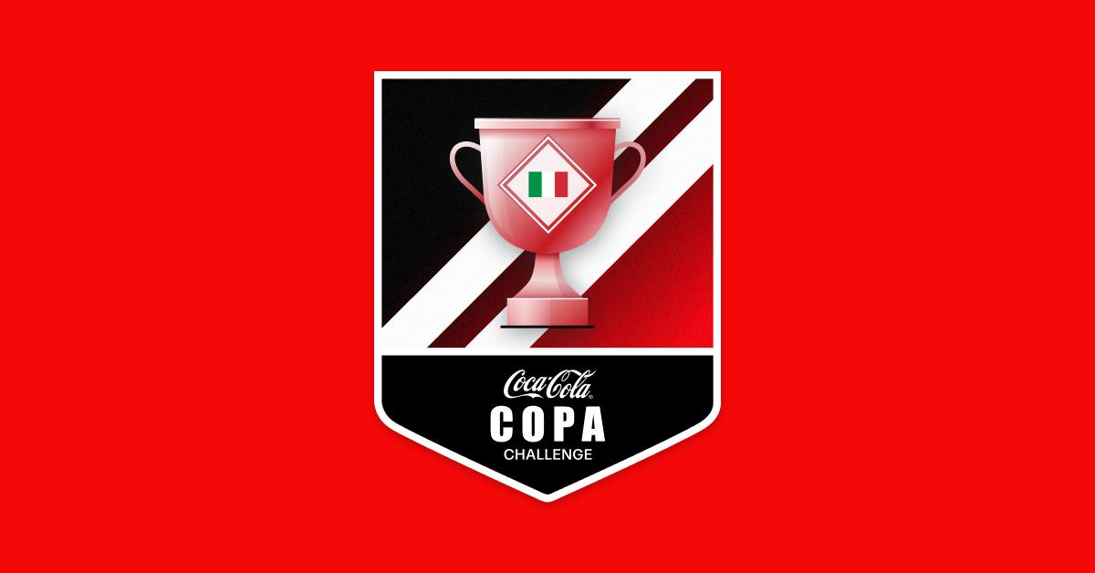 COCA COLA COPA CHALLENGE: INIZIA LA COMPETIZIONE TRA INFLUENCER SU FOOTBALL MANAGER