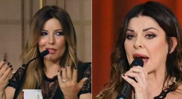 Ballando con le Stelle : Alba Parietti contro Selvaggia Lucarelli e il fidanzato