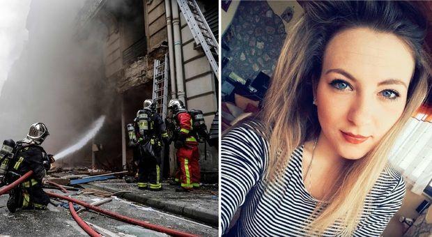 Sta meglio! Angela Grignano ferita nell'esplosione a Parigi... Qua un sogno ma Roma manca