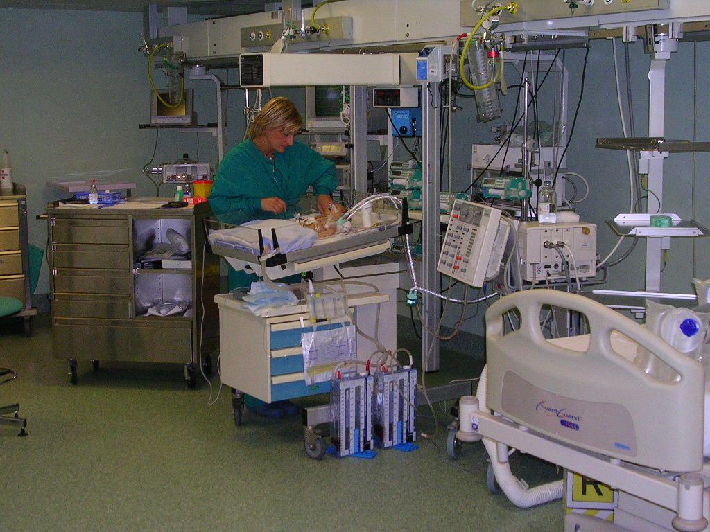 Massa : Oltre 170 neonati cardiopatici nati all'OPA