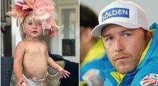 Dramma per il campione di sci Bode Miller : La figlia di appena due anni annega e muore in piscina