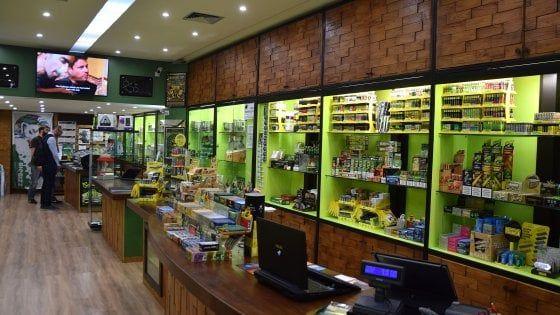 Non è all'ordine del giorno! Cannabis, Matteo Salvini vuole i negozi chiusi