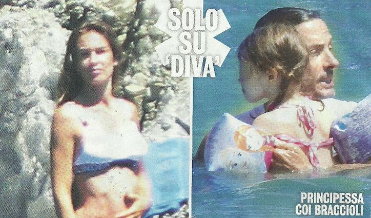 Silvia Toffanin incinta? Pancino sospetto in vacanza con Pier Silvio Berlusconi
