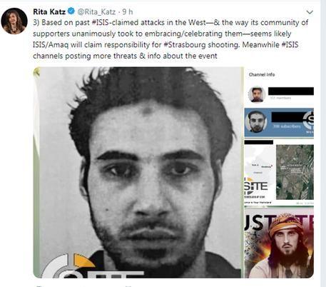 Chi è il killer di Strasburgo che ha ucciso 4 persone? il giornalista italiano ferito è in gravi condizioni