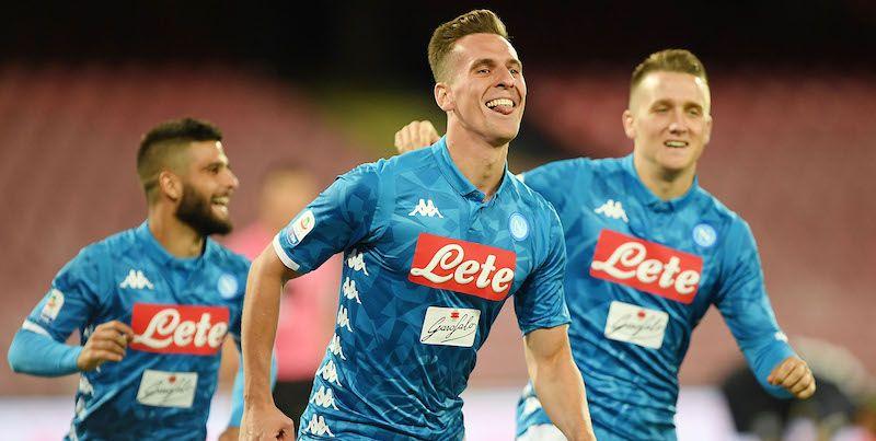 Diretta Udinese-Napoli live in streaming o in tv
