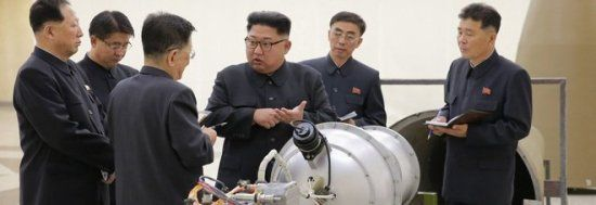 Corea Nord Terza Guerra Mondiale - Rischio reale : un pesante avvertimento non solo per gli Stati Uniti
