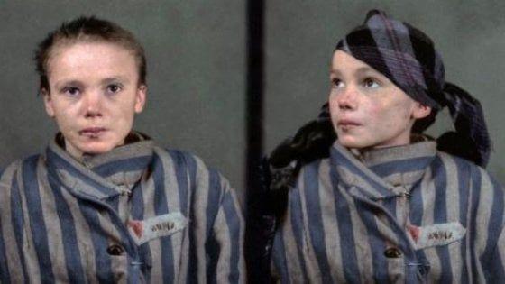 Czeslawa Kwoka : L'orrore di Auschwitz rivive nello scatto della bimba col fazzoletto