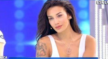 GF, la denuncia di Patrizia Bonetti a Domenica Live: Ricucci mi riempiva di botte, ho le prove