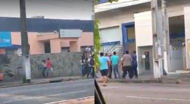 Perù, il video diventato virale : Picchia una donna in strada, rischia il linciaggio da 10 passanti