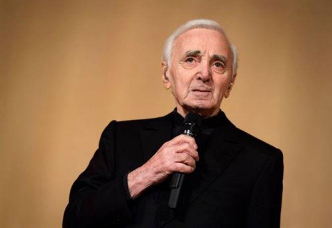Morto Charles Aznavour : un monumento francese