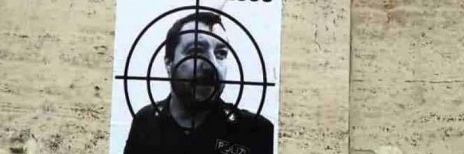 Sputare primo passo... Devi morire! Minacce a Matteo Salvini