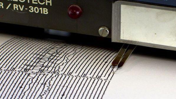 Terremoto oggi Cosenza : scossa di magnitudo 3.2
