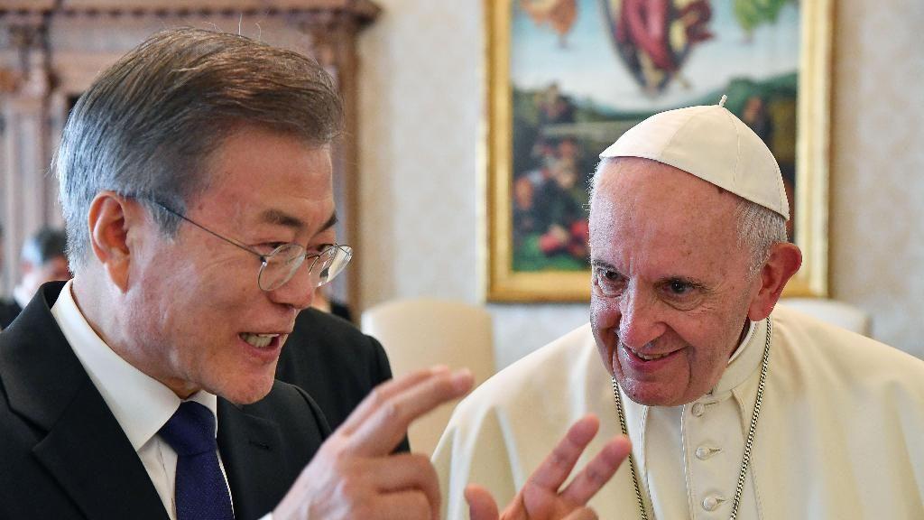 Papa Francesco disposto a visitare Kim Jong-un