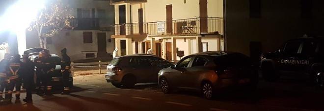 Trentino : 60enne spara al figlio della compagna e poi si uccide