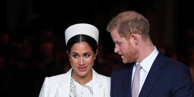 Harry e Meghan vogliono trasferirsi in Africa dopo la nascita del Royal Baby