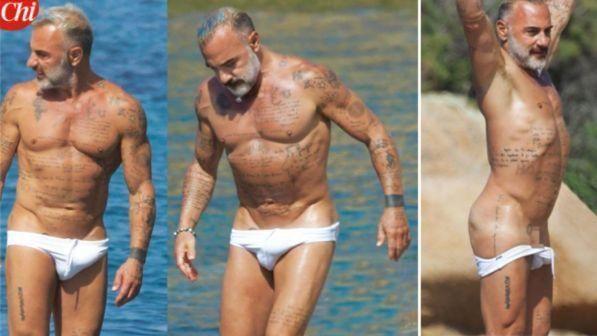 Sequestri Gianluca Vacchi ... lui cala le mutande a Porto Cervo