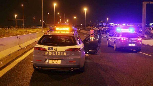 Scontro tra auto e carro funebre: 1 morto e 3 feriti
